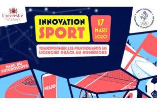 Sport et innovation : le 17 mars au Futuroscope