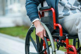 handicap fauteuil roulant