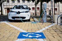 Nouvelles bornes de recharge de véhicules électriques.