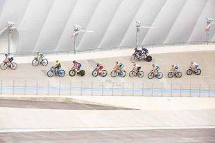 Inauguration vélodrome de Limoges