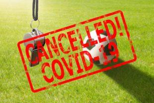 Covid-19 coronavirus annulation manifestations sport