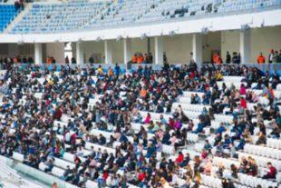 Public au stade