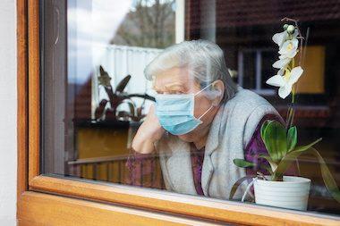 isolement senior ehpad coronavirus