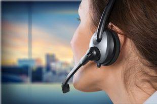 centre d'appels écoute aide à distance