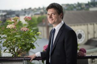 Benjamin Morel, constitutionnaliste, docteur en sciences politiques.