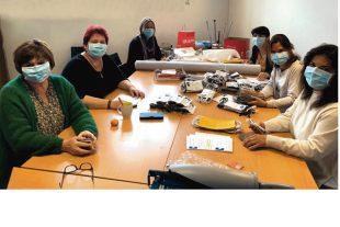 fab masques _La Teste de Buch