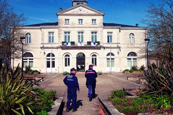 Police Municipale COVID 19