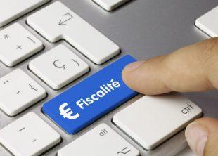 € Fiscalité clavier doigt