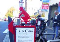 Trouver où installer des stationnements de vélos, c'est simple comme une plateforme mobile