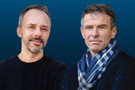 """Aurélien Bernier, auteur de """"L'Illusion localiste"""" à gauche et Romain Pasquier, politologue à droite"""