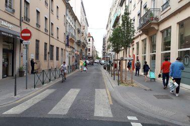 L'urbanisme tactique, c'est aussi pour les piétons
