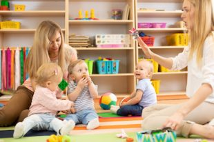 assistante maternelle garderie crèche