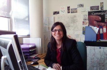 Elodie Castex, maître de conférences au laboratoire Territoires, villes, environnement & société (TVES) de l'université de Lille