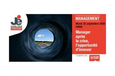 Manager après la crise, l'opportunité d'innover