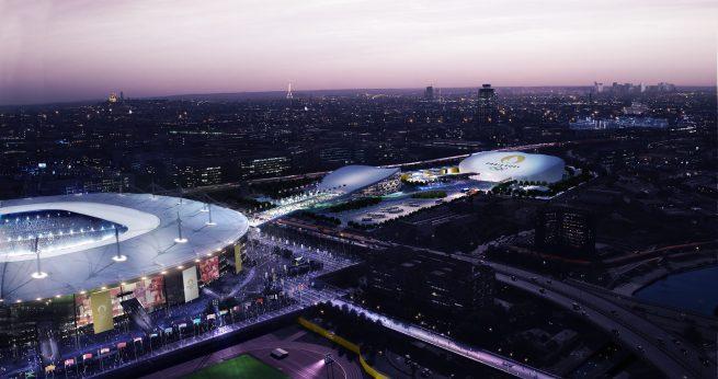 Paris 2024-Centres Aquatiques 1 et 2 – OLY  - Crédit : Luxigon / Paris 2024