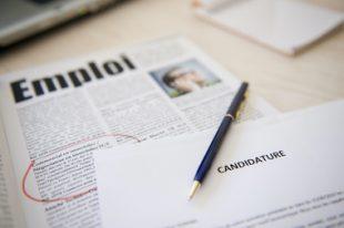 recherche emploi candidature