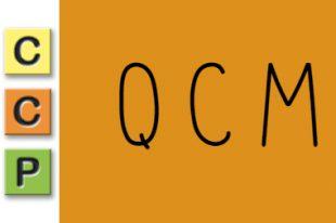 QCM CCP