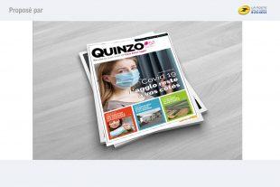 Un dispositif marketing complet a été mis en place pour mieux identifier les lecteurs du magazine territorial de Caux Seine Agglo.