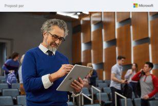Avec la Surface Go 2, Microsoft veut devenir  l'outil pédagogique de référence
