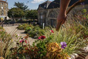 « J'entretiens l'immense jardin qu'est la ville »