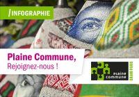 [Infographie] Plaine Commune en chiffres et informations-clés