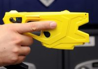 Taser pistolet à impulsion électrique PIE