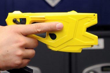 Pistolet à impulsions électriques : qu'en est-il de la police municipale ?