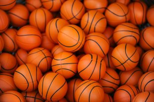 Ballons de basket