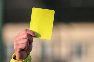 Carton jaune