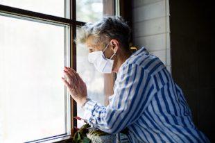 isolement senior personne âgée