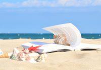 Lecture et coquillages vacances