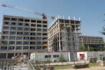 Construction du projet Ydeal à Lyon Confluence