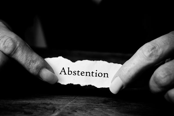 L'abstention