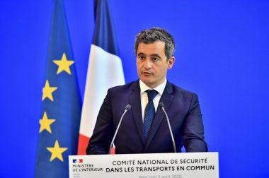 Transport : Gérald Darmanin annonce le renforcement des pouvoirs des agents de sécurité privée