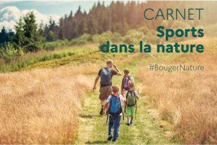 Carnet Sports dans la nature