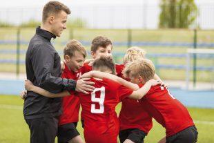 entraîneur enfants jeunes sport