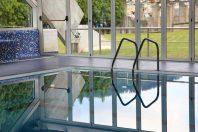 Fermeture des piscines couvertes