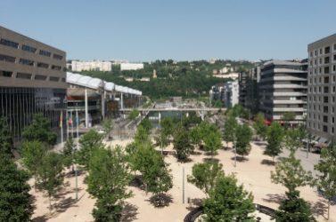 Lyon Confluence