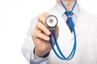 Médecin stéthoscope