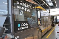 Des bus à hydrogène circulent à Lens