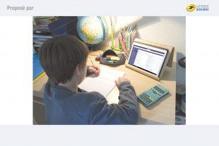 Les collégiens du département de la Lozère ont été équipés de tablettes numériques.