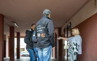 Médiation urbaine dans la Résidence Plombières à Marseille par l'ADDAP 13