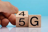 Passage de la 4G à la 5G