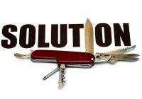 A chaque problème, sa solution