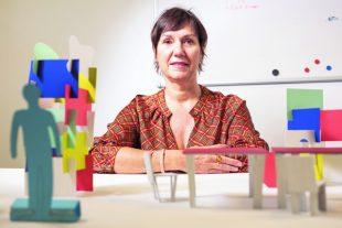 Béatrice Le Gall, directrice de la mission « innovation territoriale » au département de la Seine-Saint-Denis (8 000 agents)