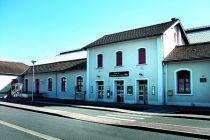 gare de Saint-Germain-des-Fossés (Allier)