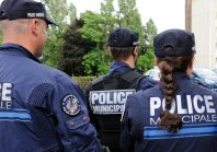 Le classement des 100 premières polices municipales