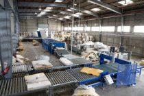 Centre  de  préparation des combustibles solides de récupération (CSR)