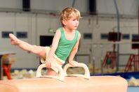 gymnastique gymnaste enfant