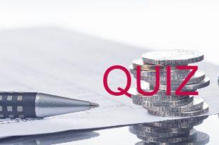 Quiz - Finances